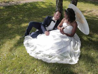Le mariage de Christelle et Valentin 1