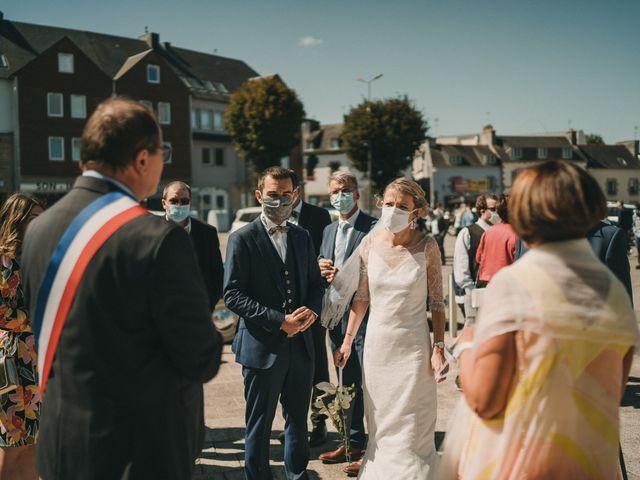 Le mariage de Stevan et Vanessa à Saint-Renan, Finistère 32