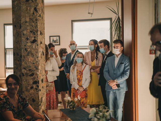 Le mariage de Stevan et Vanessa à Saint-Renan, Finistère 38