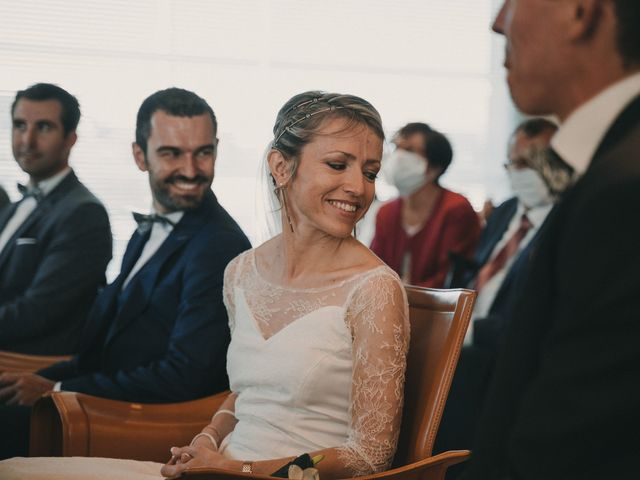 Le mariage de Stevan et Vanessa à Saint-Renan, Finistère 41