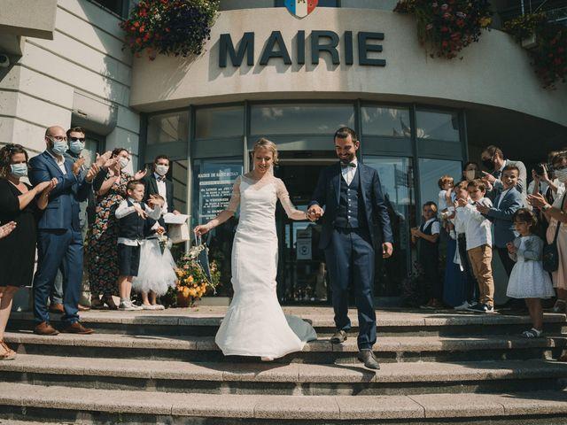 Le mariage de Stevan et Vanessa à Saint-Renan, Finistère 49