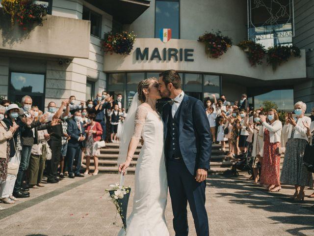 Le mariage de Stevan et Vanessa à Saint-Renan, Finistère 50