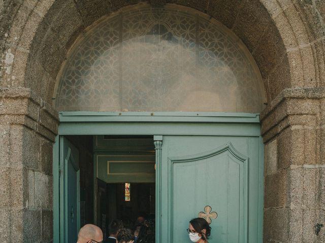 Le mariage de Stevan et Vanessa à Saint-Renan, Finistère 52