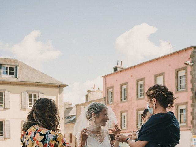 Le mariage de Stevan et Vanessa à Saint-Renan, Finistère 54