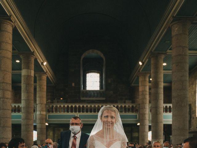 Le mariage de Stevan et Vanessa à Saint-Renan, Finistère 57