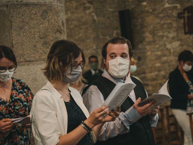 Le mariage de Stevan et Vanessa à Saint-Renan, Finistère 59