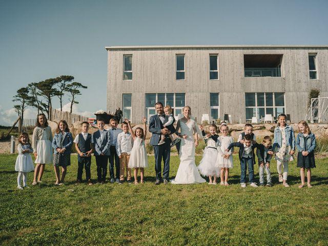 Le mariage de Stevan et Vanessa à Saint-Renan, Finistère 74