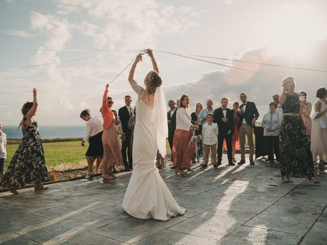 Le mariage de Stevan et Vanessa à Saint-Renan, Finistère 89