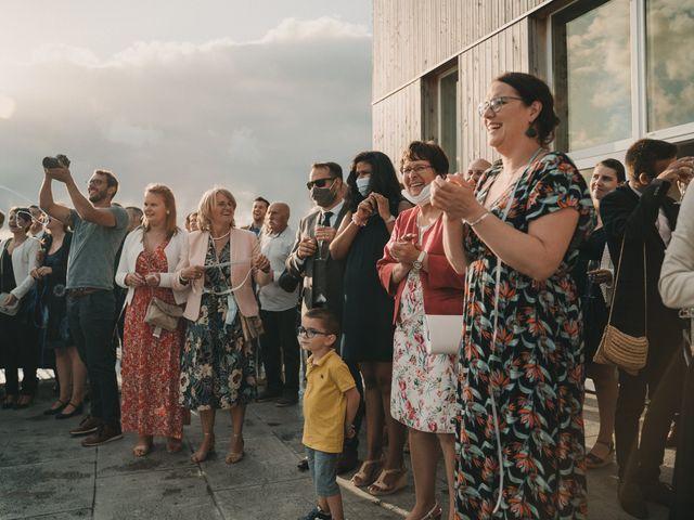 Le mariage de Stevan et Vanessa à Saint-Renan, Finistère 91