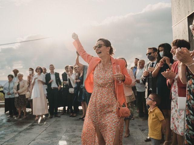 Le mariage de Stevan et Vanessa à Saint-Renan, Finistère 92