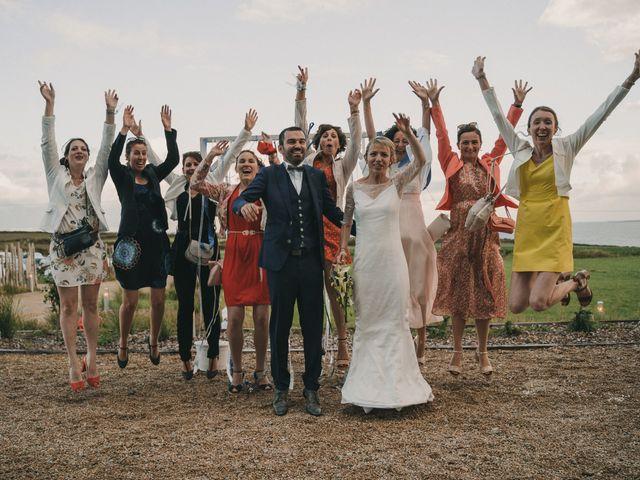 Le mariage de Stevan et Vanessa à Saint-Renan, Finistère 95