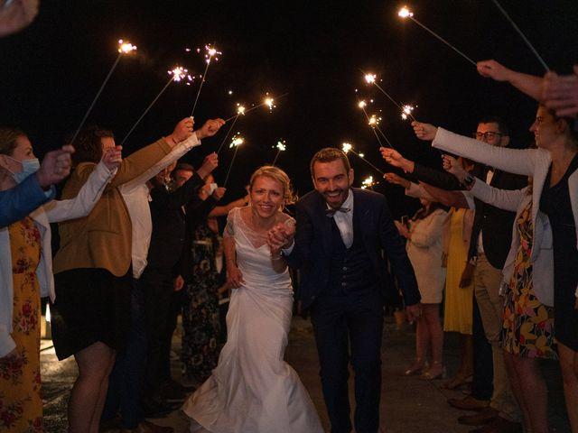 Le mariage de Stevan et Vanessa à Saint-Renan, Finistère 130