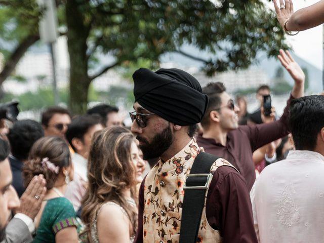 Le mariage de Aniket et Nama à Montreux, Vaud 10