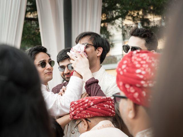 Le mariage de Aniket et Nama à Montreux, Vaud 20