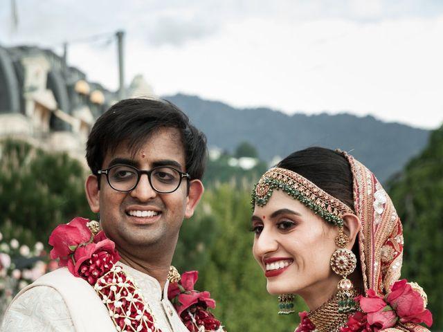 Le mariage de Aniket et Nama à Montreux, Vaud 25