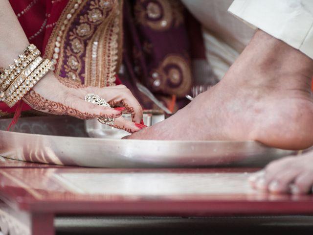 Le mariage de Aniket et Nama à Montreux, Vaud 26