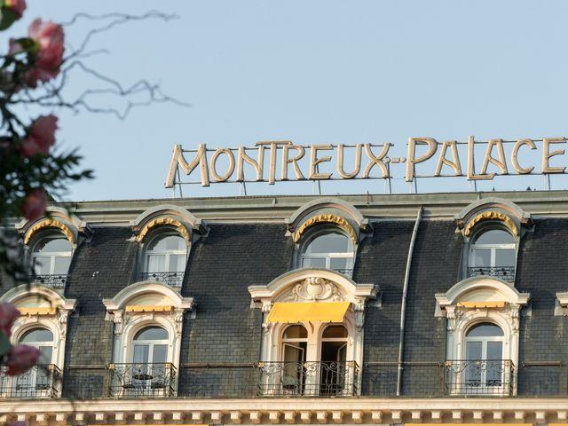 Le mariage de Aniket et Nama à Montreux, Vaud 43
