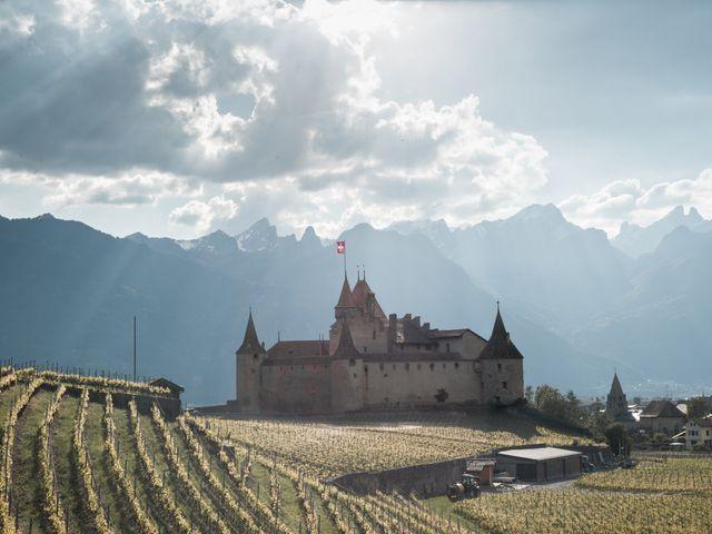 Le mariage de Aniket et Nama à Montreux, Vaud 51