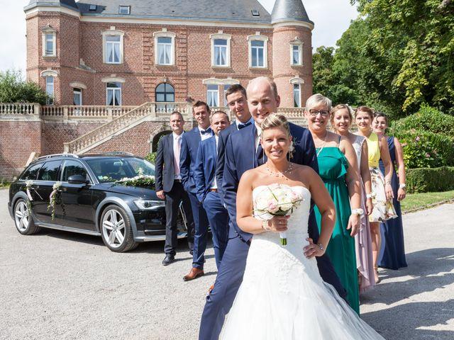 Le mariage de Lucie et Jeremy