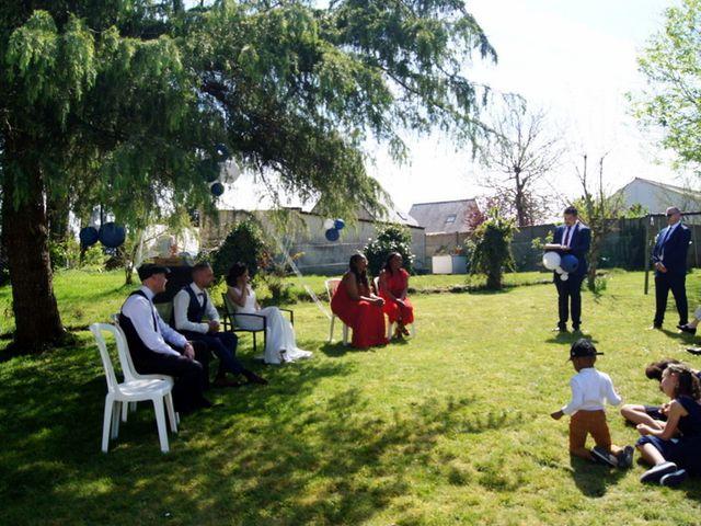 Le mariage de Bruno et Audrey à Le Sourn, Morbihan 2