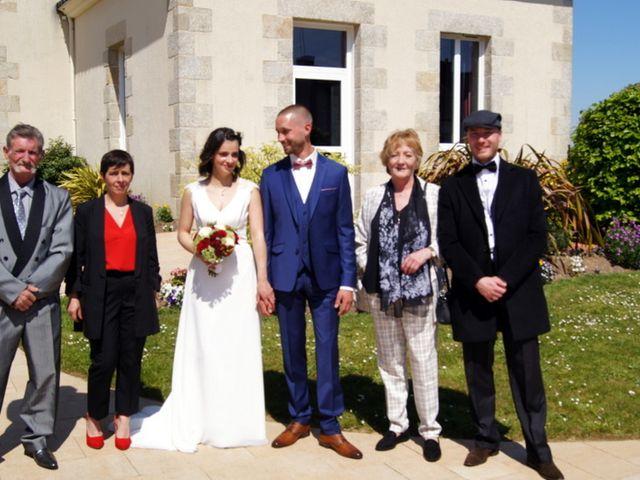 Le mariage de Bruno et Audrey à Le Sourn, Morbihan 4