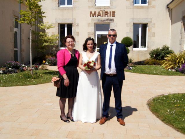 Le mariage de Bruno et Audrey à Le Sourn, Morbihan 6