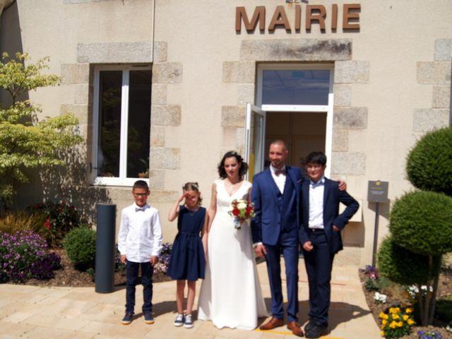 Le mariage de Bruno et Audrey à Le Sourn, Morbihan 7