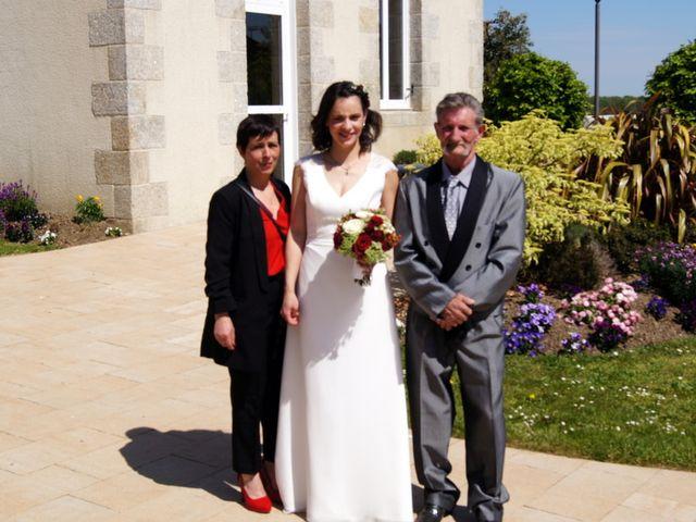 Le mariage de Bruno et Audrey à Le Sourn, Morbihan 8