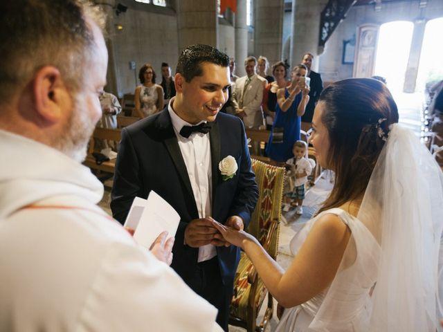 Le mariage de Felix et Victoria à Paris, Paris 8