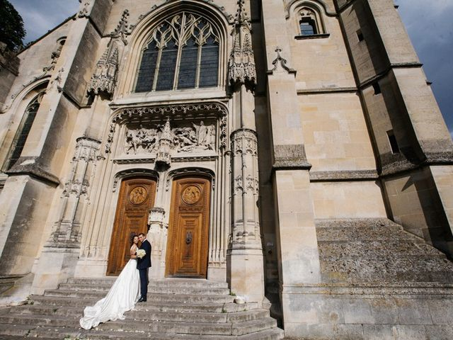 Le mariage de Felix et Victoria à Paris, Paris 11