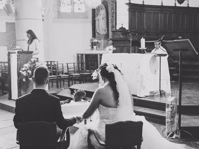Le mariage de Michaël et Hélène à Châteaubourg, Ille et Vilaine 10