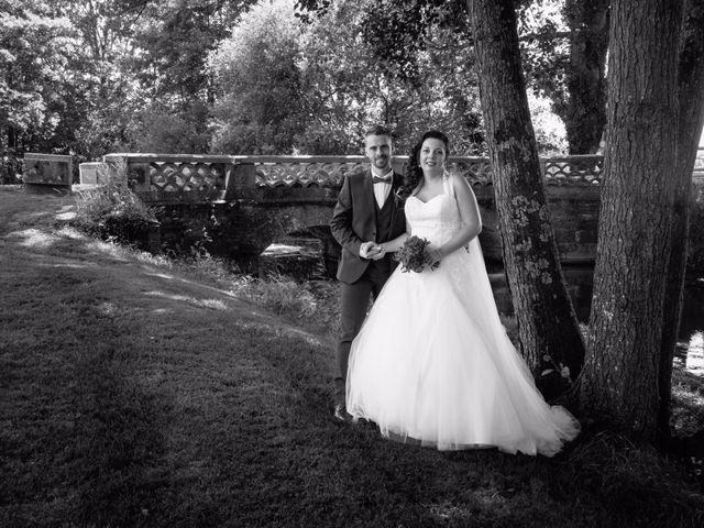Le mariage de Michaël et Hélène à Châteaubourg, Ille et Vilaine 17