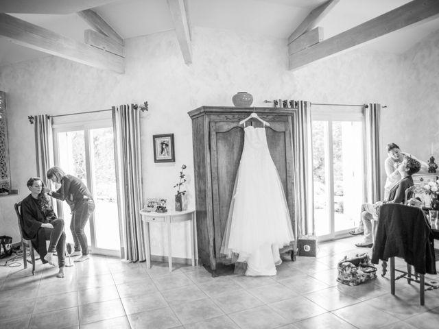Le mariage de Fabien et Aurélie à Feurs, Loire 6