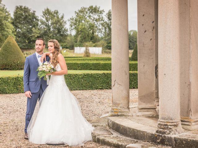 Le mariage de Fabien et Aurélie à Feurs, Loire 8