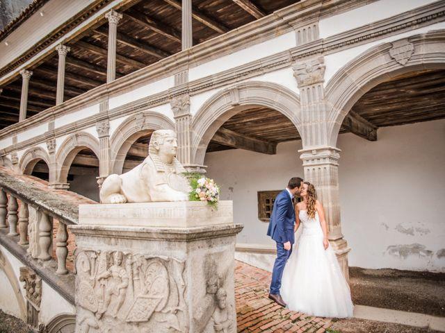 Le mariage de Fabien et Aurélie à Feurs, Loire 1