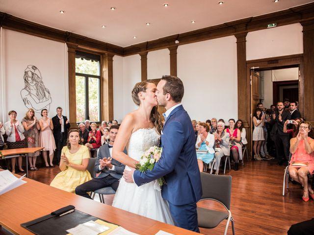 Le mariage de Fabien et Aurélie à Feurs, Loire 17