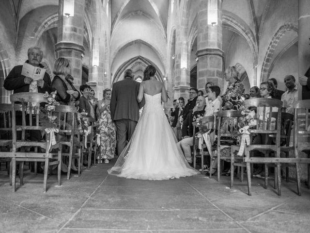 Le mariage de Fabien et Aurélie à Feurs, Loire 18