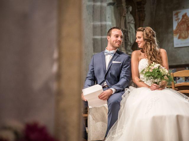 Le mariage de Fabien et Aurélie à Feurs, Loire 20