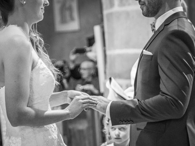 Le mariage de Fabien et Aurélie à Feurs, Loire 21
