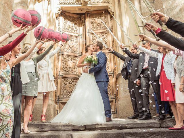 Le mariage de Fabien et Aurélie à Feurs, Loire 22