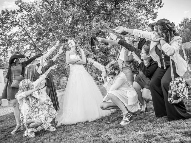 Le mariage de Fabien et Aurélie à Feurs, Loire 26
