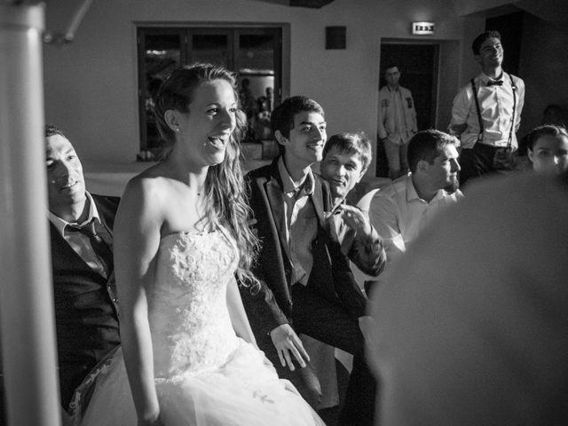 Le mariage de Fabien et Aurélie à Feurs, Loire 37