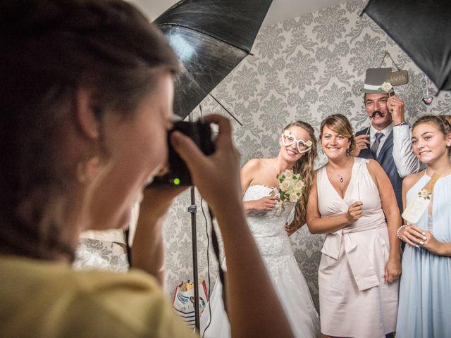Le mariage de Fabien et Aurélie à Feurs, Loire 38