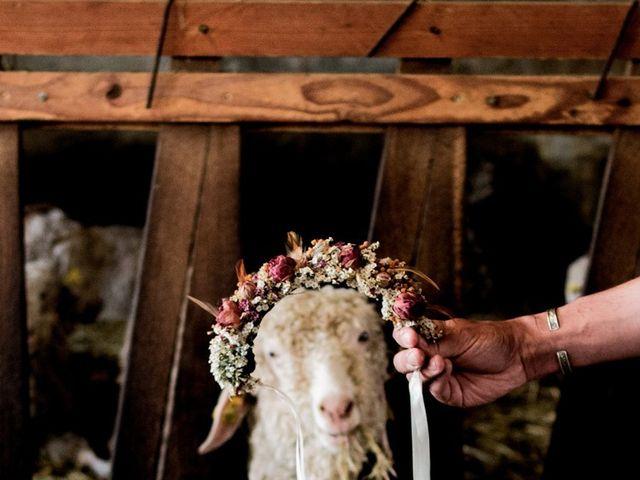 Le mariage de Yon et Sabrina à Saint-Lary-Soulan, Hautes-Pyrénées 6