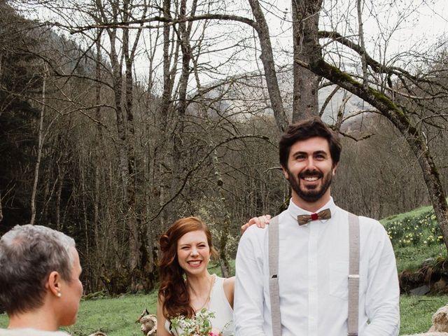 Le mariage de Yon et Sabrina à Saint-Lary-Soulan, Hautes-Pyrénées 15