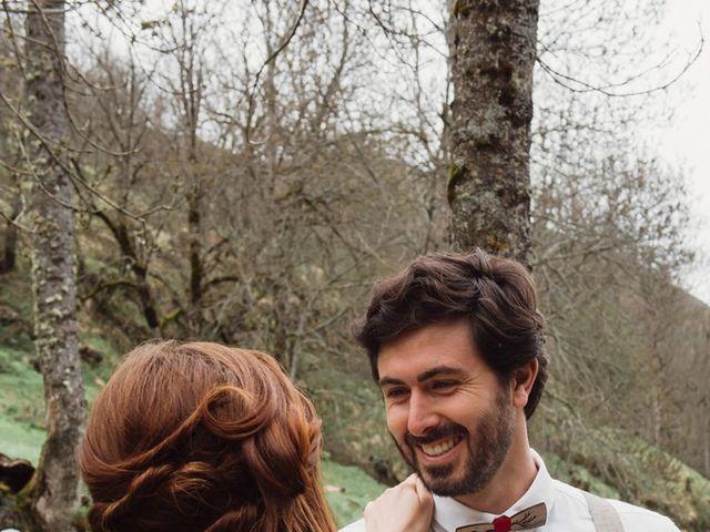 Le mariage de Yon et Sabrina à Saint-Lary-Soulan, Hautes-Pyrénées 17