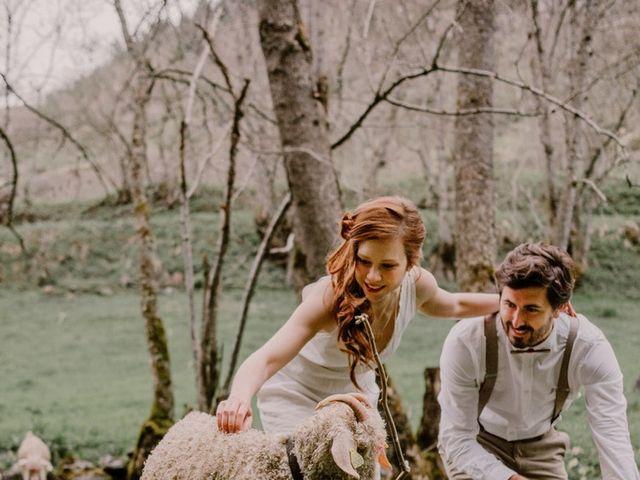 Le mariage de Yon et Sabrina à Saint-Lary-Soulan, Hautes-Pyrénées 23