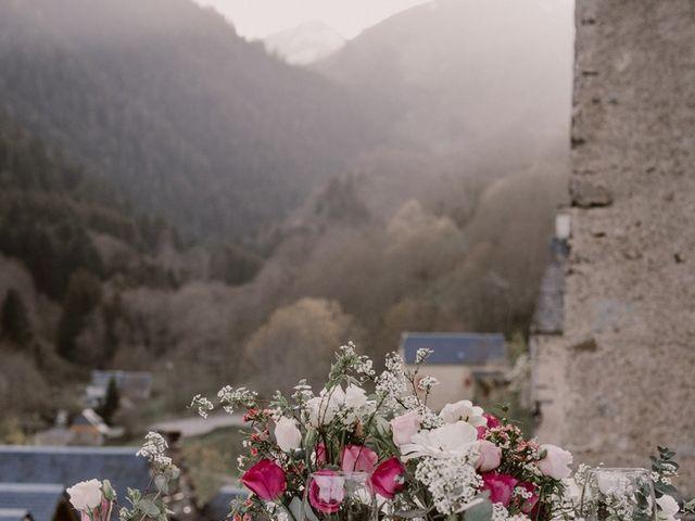 Le mariage de Yon et Sabrina à Saint-Lary-Soulan, Hautes-Pyrénées 27