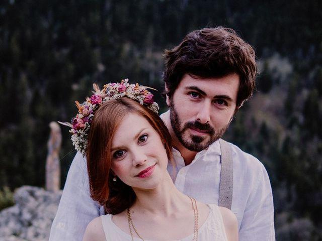 Le mariage de Yon et Sabrina à Saint-Lary-Soulan, Hautes-Pyrénées 33