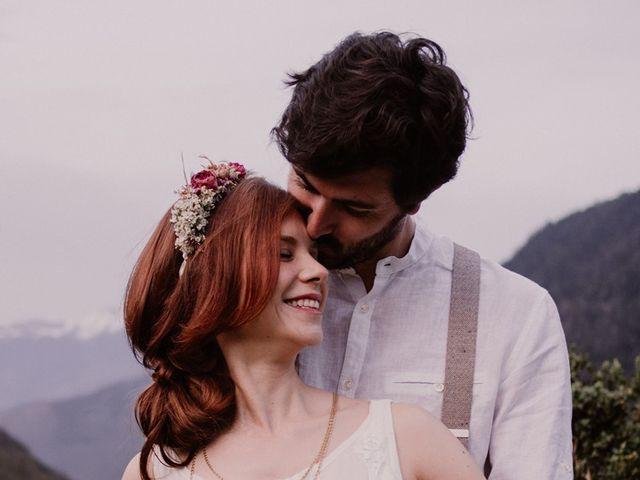 Le mariage de Yon et Sabrina à Saint-Lary-Soulan, Hautes-Pyrénées 37